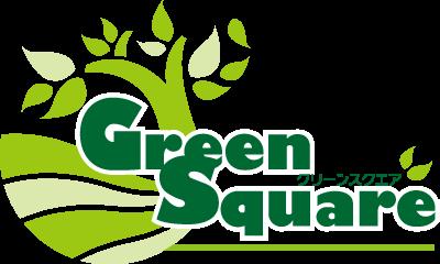グリーンスクエアロゴ